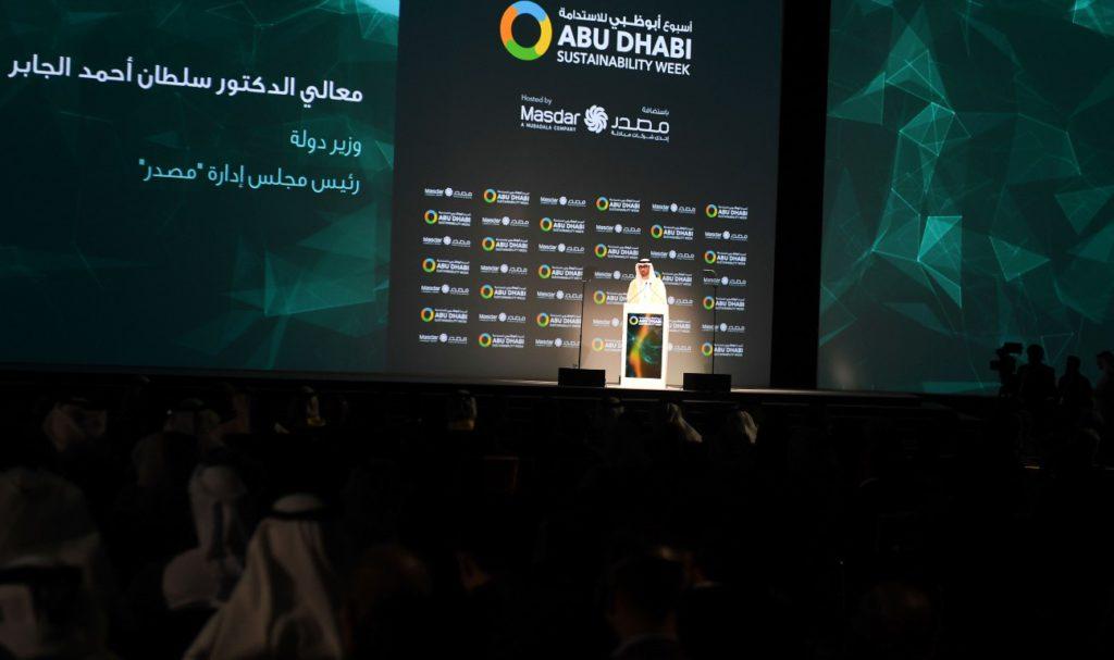 Masdar Chairman Dr. Sultan Ahmed Al Jaber