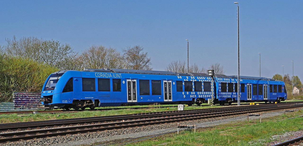 hydrogen-trainset